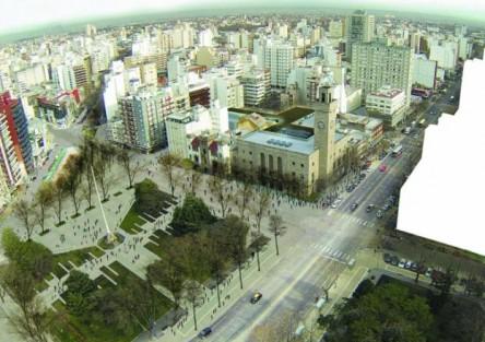 Concurso Centro Cultural Bustillo y Edificio Anexo. Mencion.2015