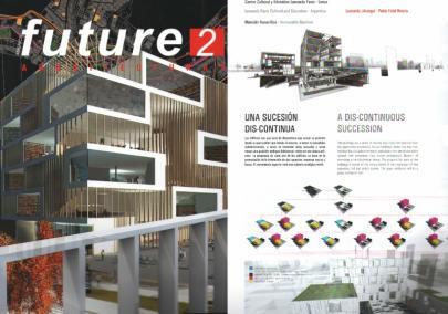 Publicación en Future n°2