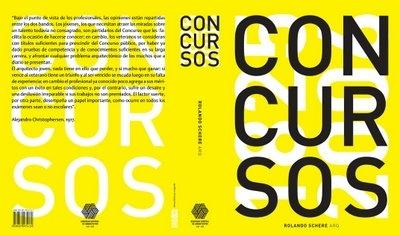 Concursos. Libro SCA