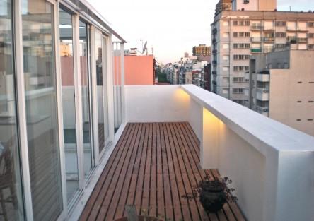 Remodelacion de un apartamento en la calle Falucho. Mar del Plata  2013.