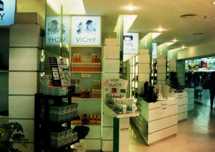 Farmacia Rambla.Mar del Plata 1999-2005