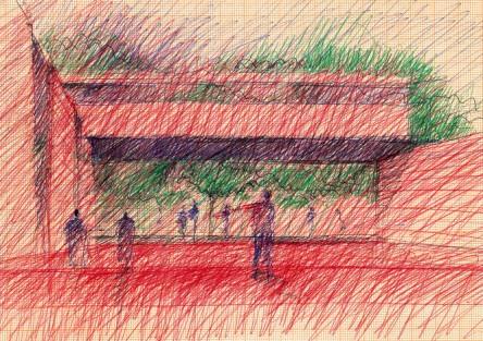 Escuela de Artes visuales.Lomas de Zamora.