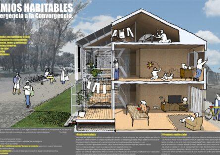 Concurso Habitats Emergentes. Zona Pampeana.